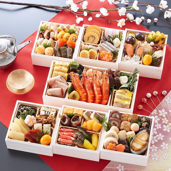 京都御所南京料理おせち「やまの」一陽来復600-1。京都料亭おせち通販人気ランキング